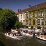 El Hotel Academie, en Brujas
