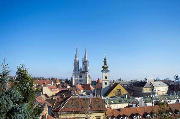 Vistas de Zagreb