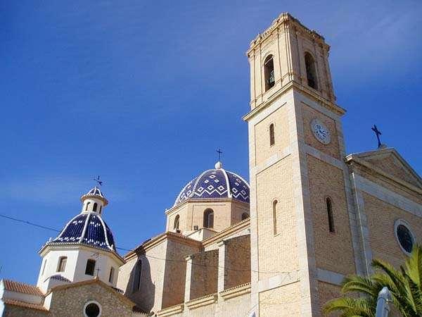 Altea, en Alicante