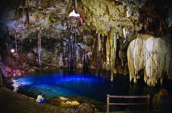 Gran Cenote sagrado