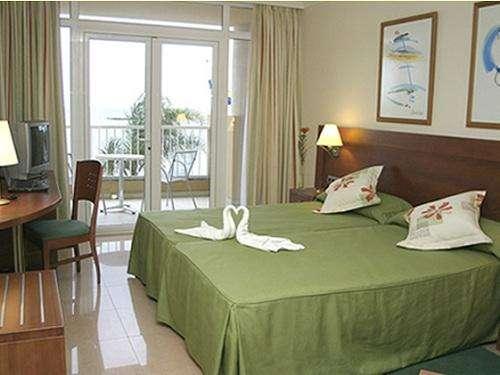 Hotel Diamar en Lanzarote habitación