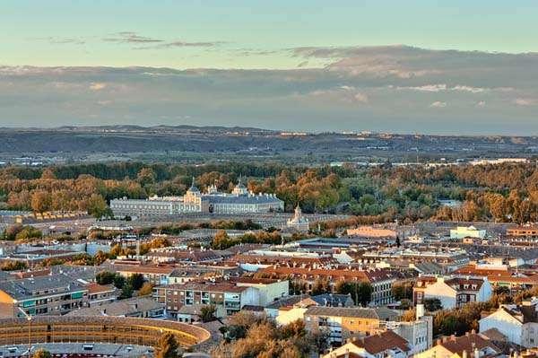 Vistas de Aranjuez