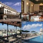 Hoteles céntricos en La Habana Vieja