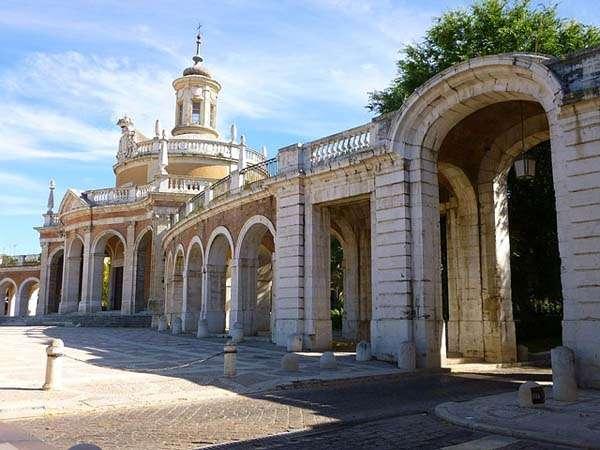 Iglesia de San Antonio en Aranjuez