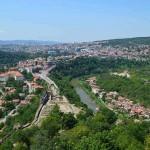 Veliko Tarnovo, historia medieval en Bulgaria