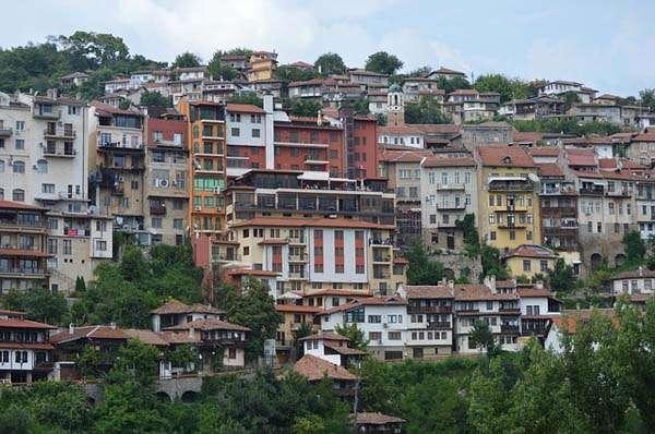 Veliko Tarnovo, en Bulgaria
