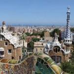 El Parque Güell, magia en Barcelona