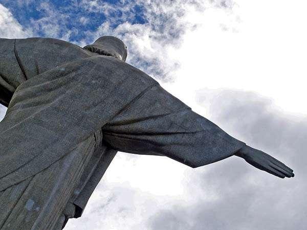 Cristo Redentor en Río