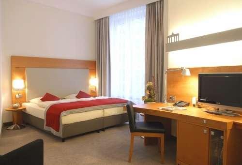 Hotel-Alexander-Plaza-habitación en Berlin