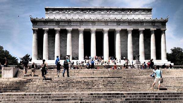 Lincoln Memorial en Washington
