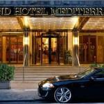 Grand Hotel Mediterraneo, céntrico hotel en Florencia