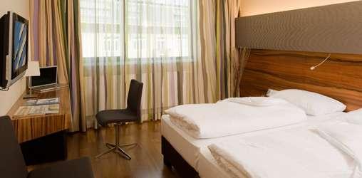 Hotel-Eurostar-Embassy-Viena-habitación