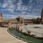Selección de alojamientos en Sevilla