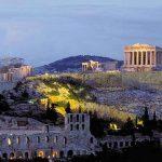Paquete de viaje a Atenas y Santorini