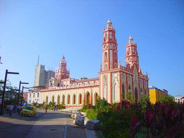 Barranquilla, iglesia