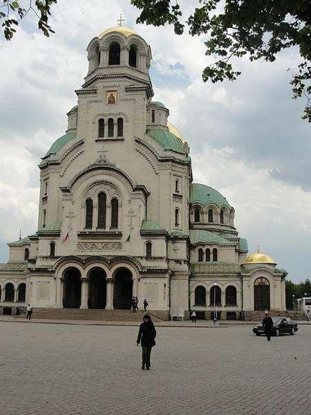 Catedral de Sofía - Bulgaria