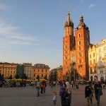 Cracovia, antigua capital imperial