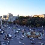 El museístico Paseo del Prado de Madrid