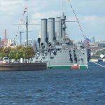 Visita al Crucero Aurora, en San Petersburgo