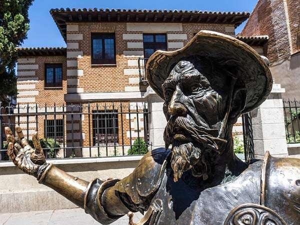 Don Quijote Alcalá de Henares