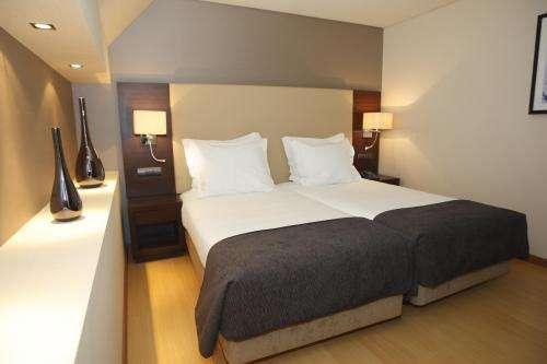 Habitación del hotel Turim Iberia en Lisboa