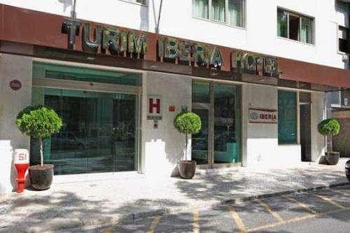 Hotel Turim Iberia en Lisboa