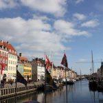 Copenhague, capital danesa