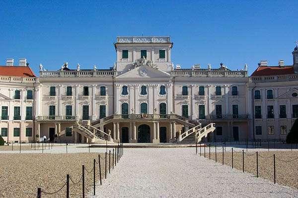 Palacio Ezterhazy en Fertod