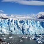 El imponente Parque Nacional Los Glaciares, en Argentina
