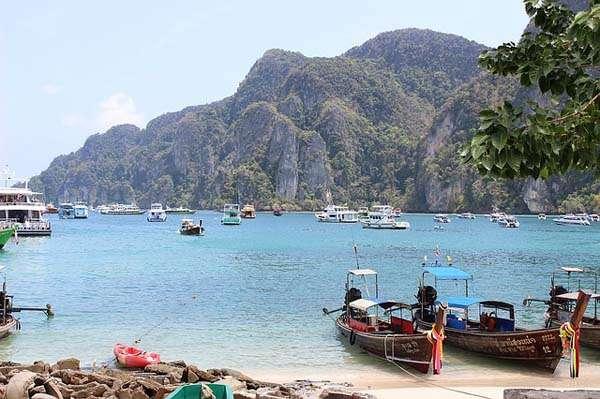 Phi Phi en Phuket