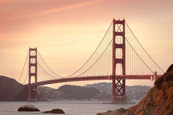 Puente Golden Gate en San Francisco