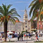 Destinos turísticos en Croacia