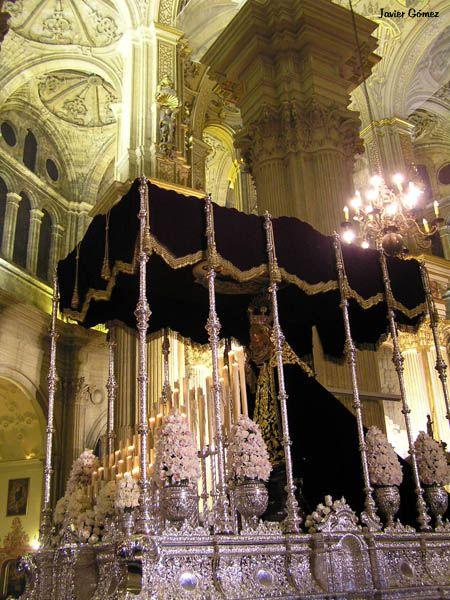 Virgen en la Catedral